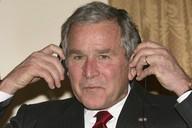 Bush se pomalu loučí s Bílým domem