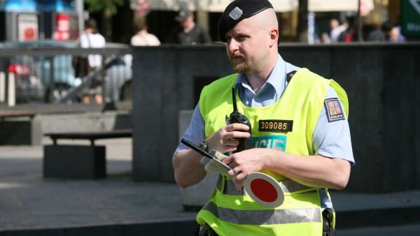 Dopravní policie, ilustrační foto