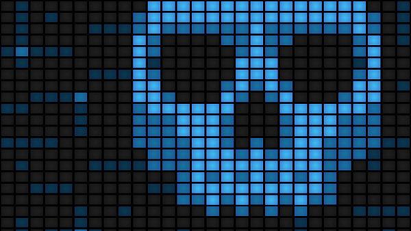 Útok hackerů, ilustrační foto