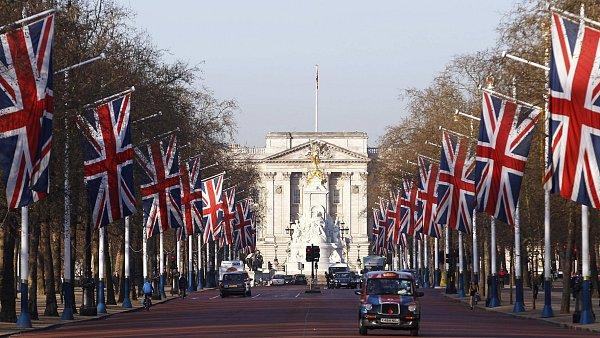 Zvýšený zájem turistů pociťuje zejména Londýn - Ilustrační foto.