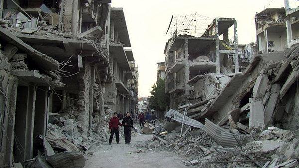 Nejméně klidnou zemí byla Sýrie, nejmírumilovnějším státem byl Island - Ilustrační foto.