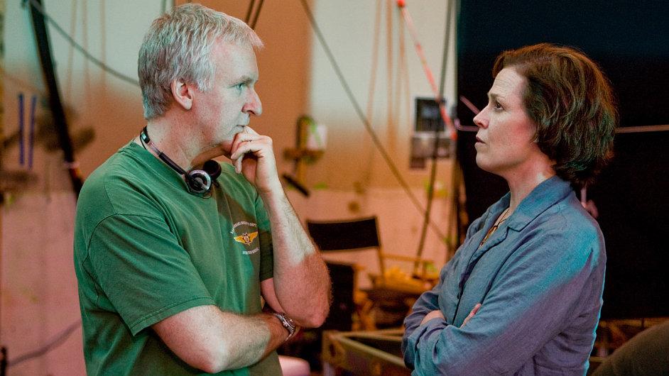 James Cameron vymýšlí, jak nejlépe udělat pokračování Avatara
