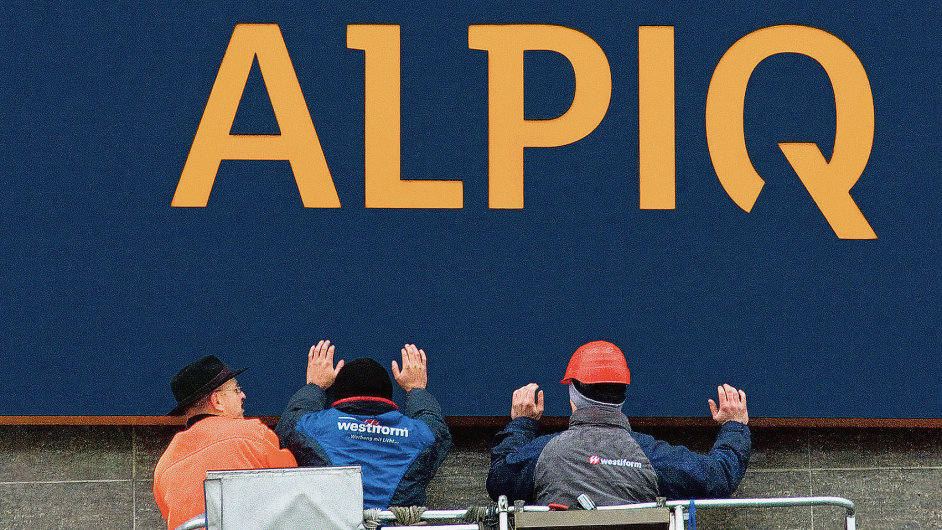 Kdo je Alpiq