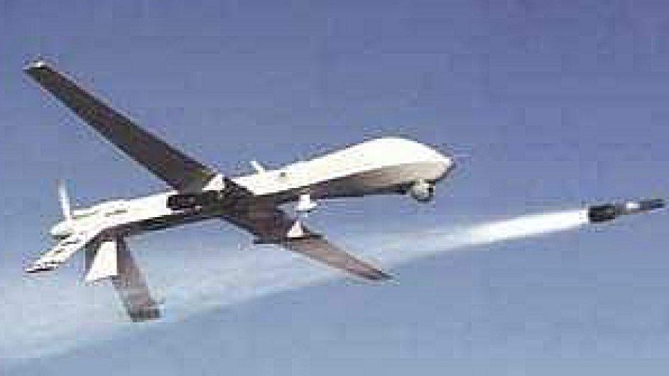 Bezpilotní letoun Predator