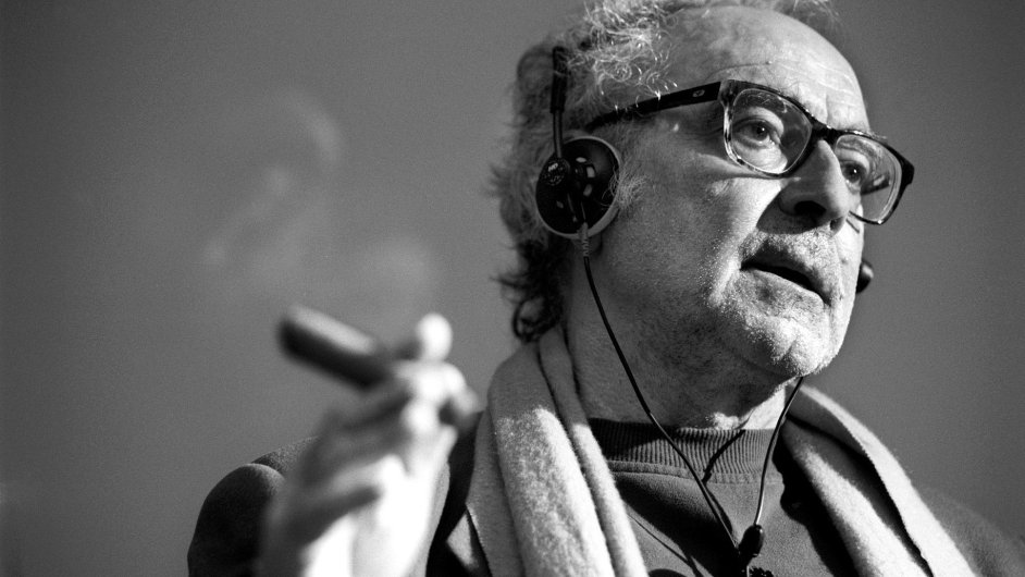 Jean-Luc Godard chystá dva trojrozměrné filmy naráz