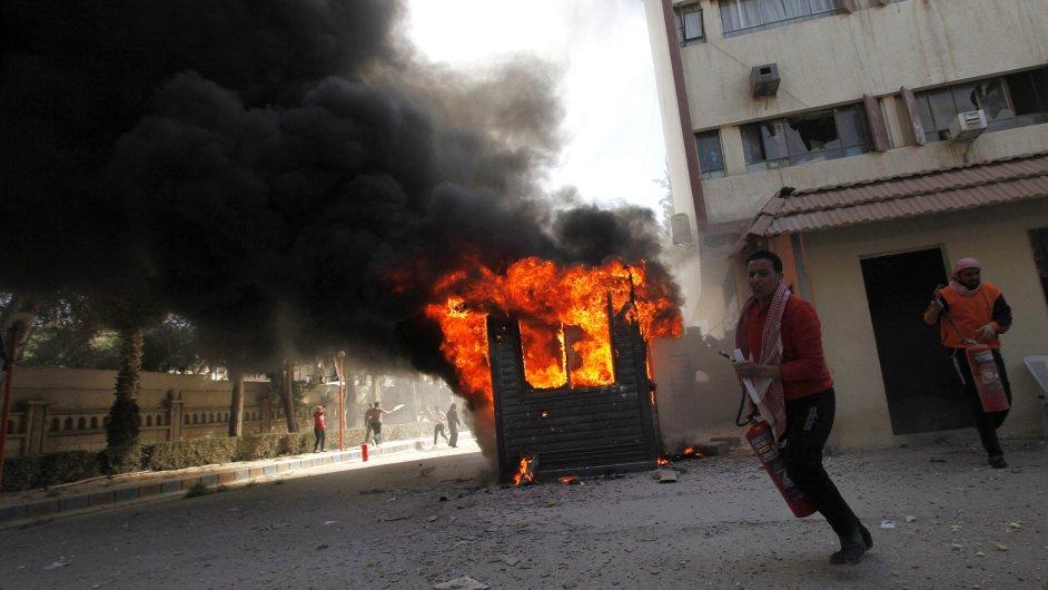 Konflikt v Sýrii - ilustrační foto.