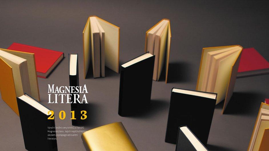 Letošní vítězové Magnesie Litery budou vyhlášeni 24. dubna.