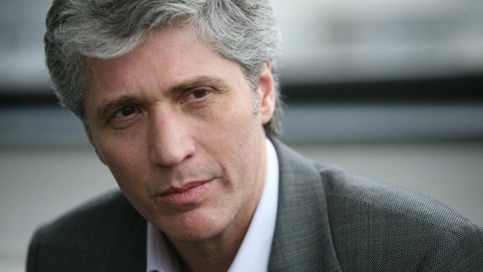 Luis Antonio Malvido zůstává na postu generálního ředitele Telefóniky O2 Czech Republic