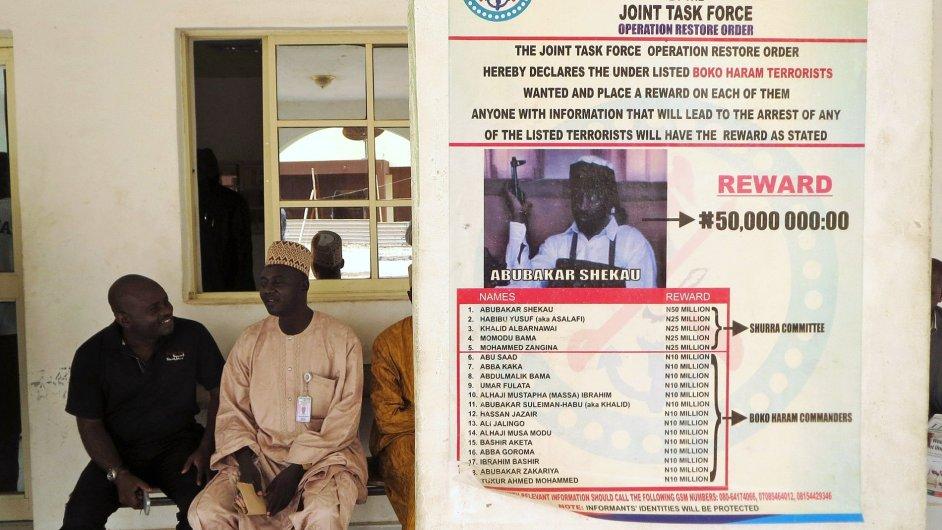 Nigerijská vláda bojuje proti Boko Haram
