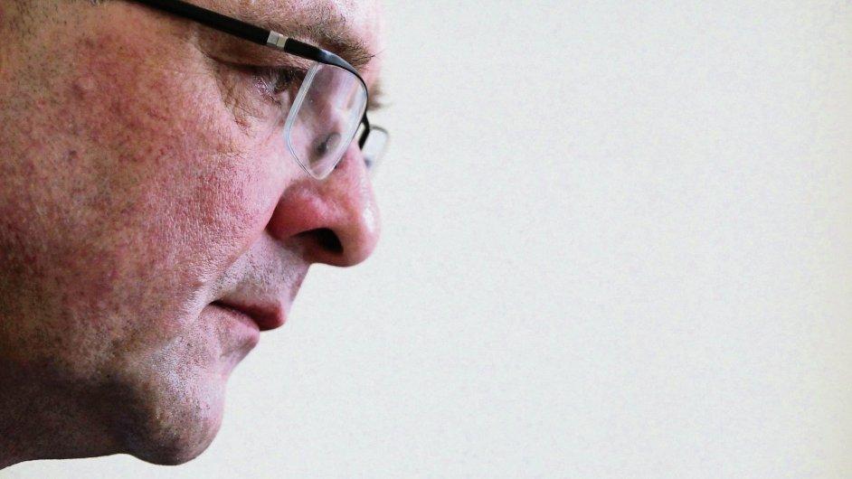 Ministr financí Miroslav Kalousek chce obětem povodní odpustit daň z příjmu