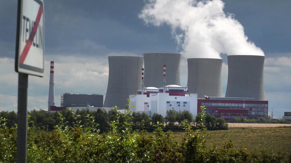 Zda se jaderná elektrárna v Temelíně rozroste o další dva bloky závisí zejména na vůli vlády budoucí ceny energie dotovat.