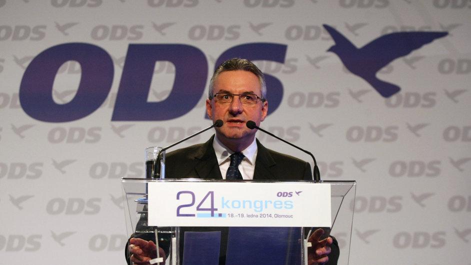 Podle Jana Zahradila zklamal voliče koncept EU, a proto k volbám ani nepřišli.