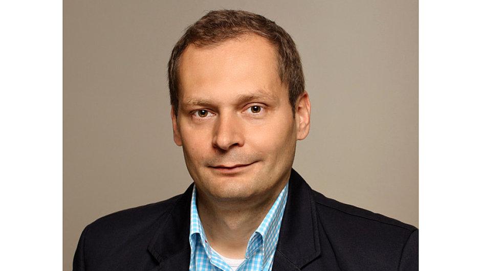 Stanislav Perkner, marketingový manažer Auto Palace Group
