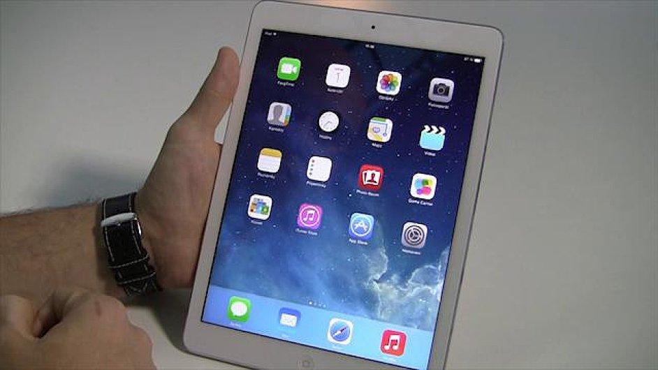 Prodeje tabletů iPad se stávají brzdou růstu tržeb Applu.