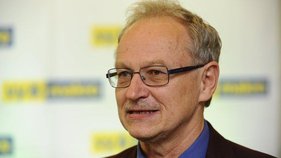 Předseda Společnosti pro výživu Petr Tláskal
