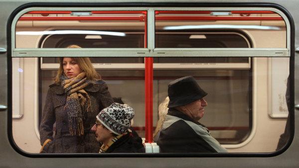 Pokrytí metra signálem by mělo vyjít na půl miliardy korun (ilustrační foto).