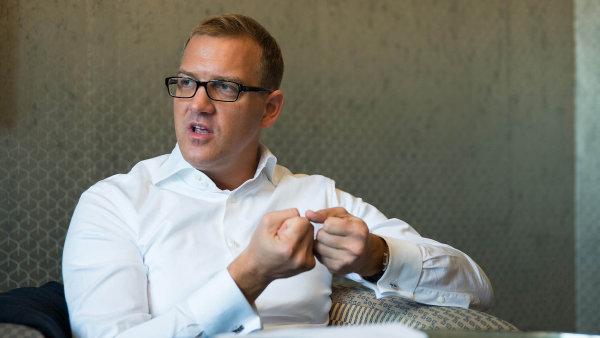 Firmu EP Global Commerce (EPGC) vlastní podnikatelé Daniel Křetínský (na snímku) a Patrik Tkáč.