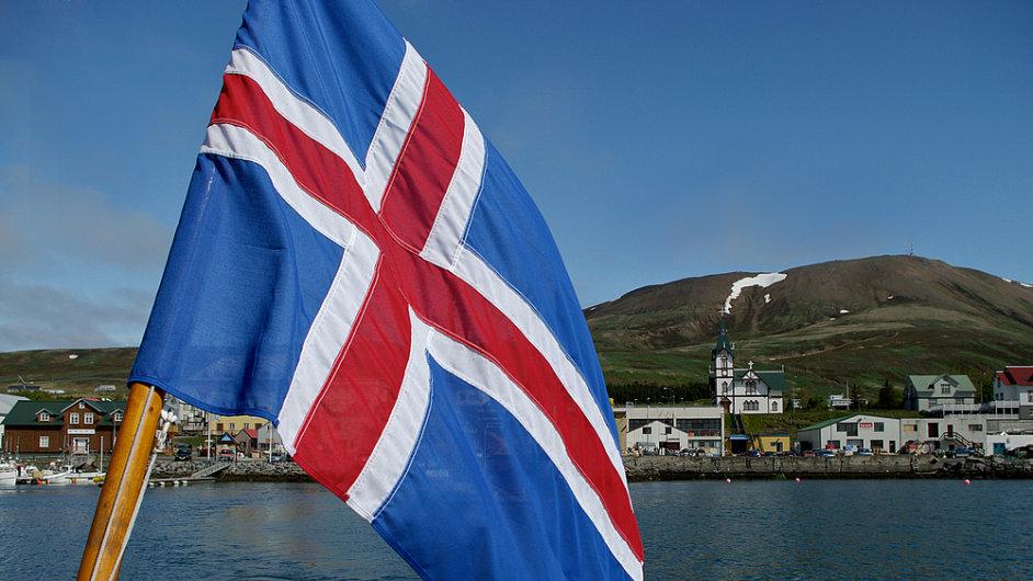 Island se nechce stát součástí EU
