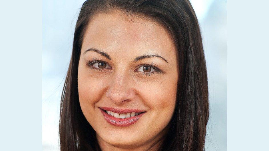 Denisa Sorková, marketingová manažerka obchodních center, Cushman & Wakefield