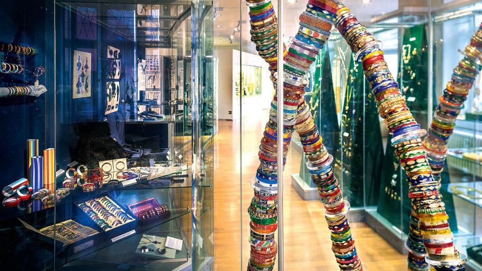 Jediné muzeum skla s celostátní působností je v Jablonci nad Nisou.