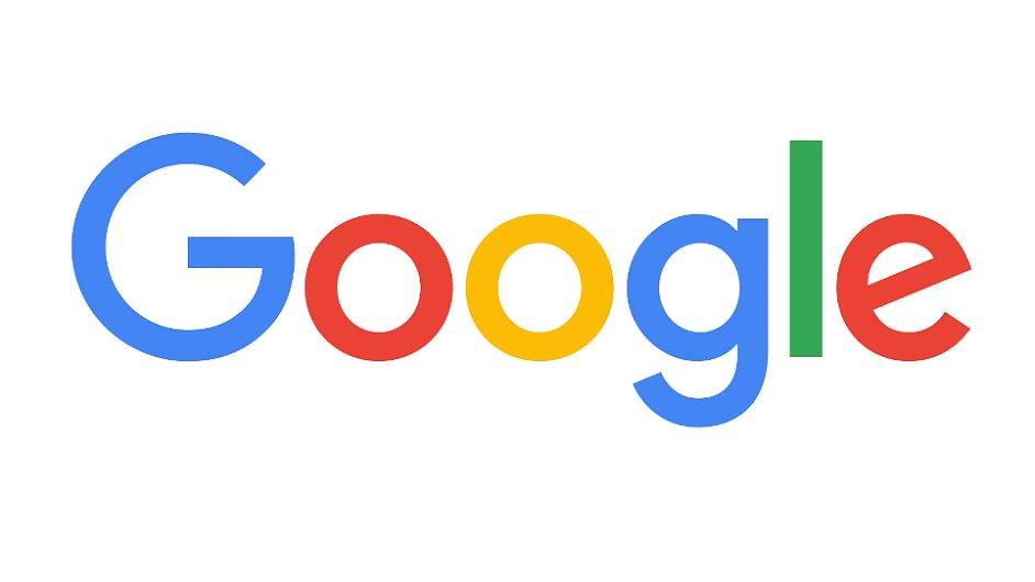 Nové logo Googlu