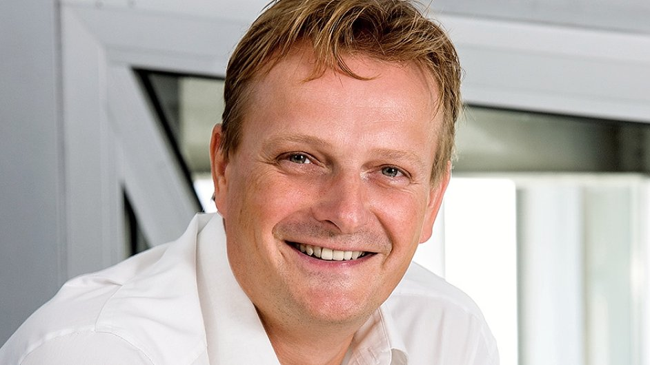 Petr Lehký, generální ředitel TUkas Group