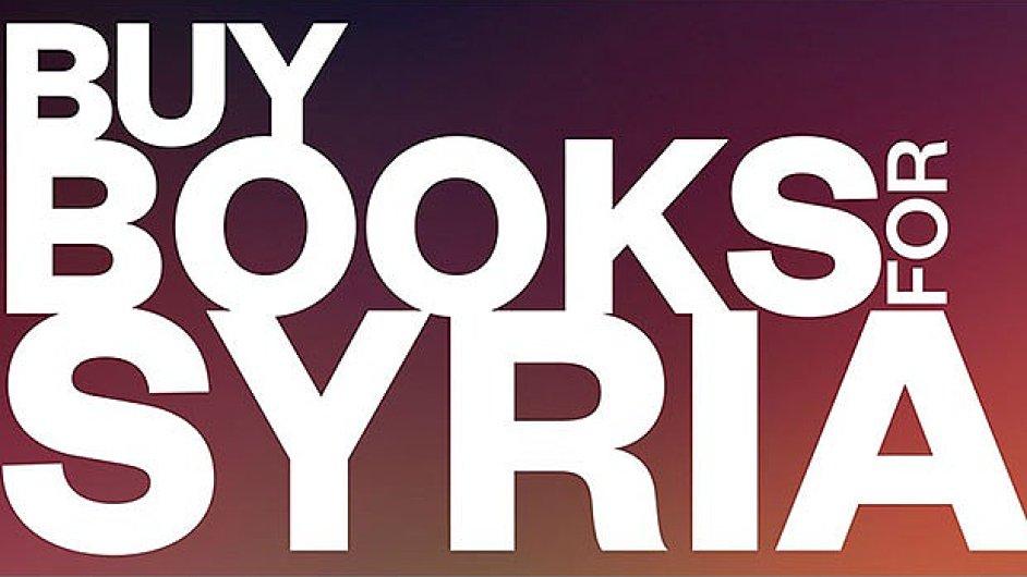 Touto nalépkou budou označeny všechny knihy autorů zapojených do kampaně Oxfamu.