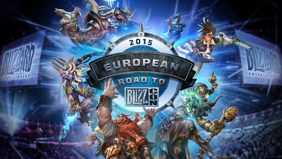 European Road to Blizzcon 2015 v Praze