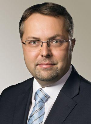 Jan Roztočil, člen představenstva Expobank CZ
