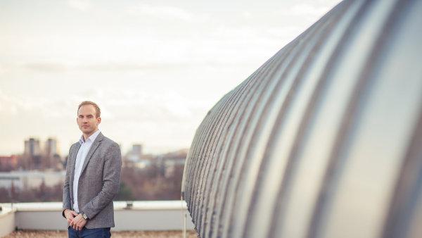 Adam Šoukal plánuje expanzi svého start-upu do zahraničí.