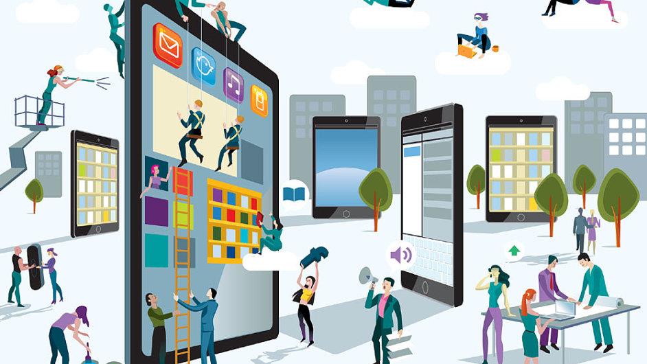 Inovace a nové technologie - ilustrační foto.