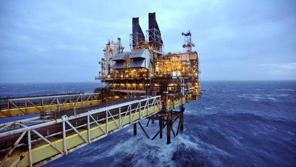 Cena ropy je nejvýše za poslední tři týdny - Ilustrační foto.