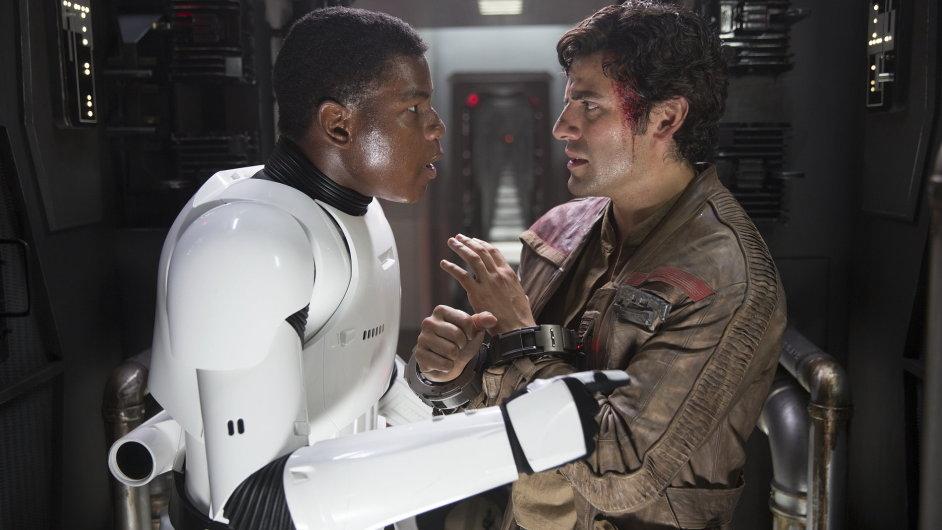 Star Wars: Síla se probouzí se v českých kinech hrají od čtvrtka.