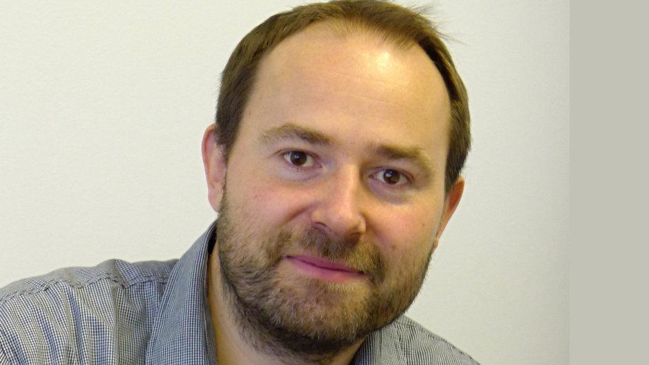 Petr Homola, Account Development Manager spole�nosti Avnet