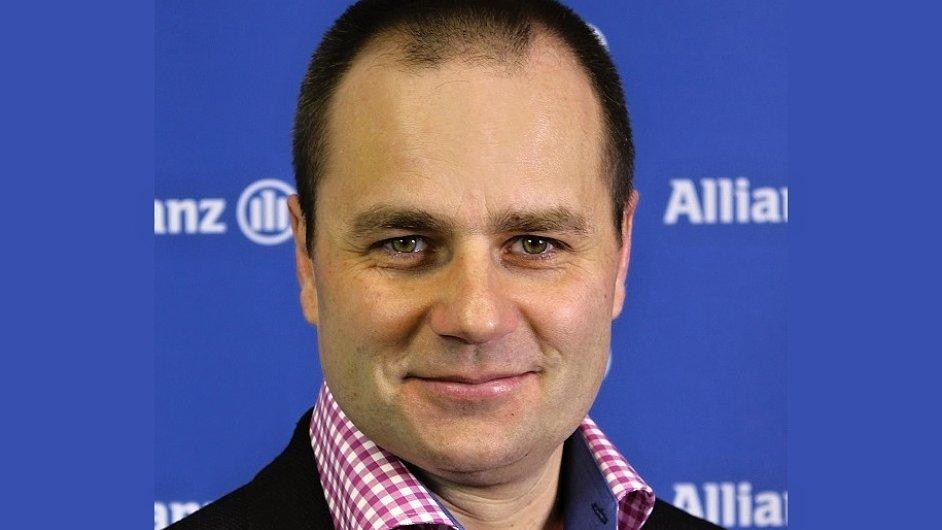 Michal Seifert, vedoucí Marketingu & CRM v Allianz pojišťovně