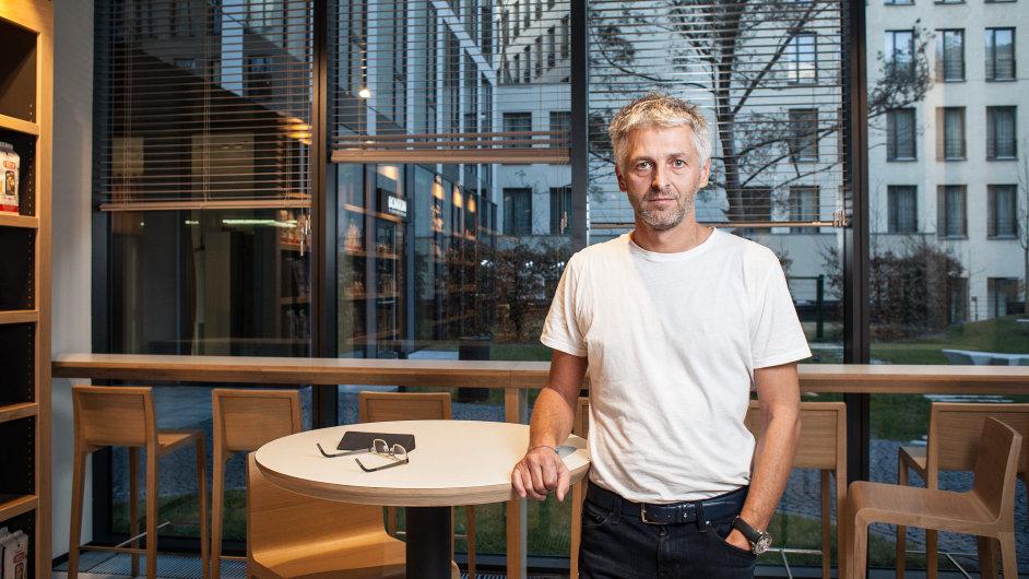 Podnikatel a většinový vlastník společnosti PrimeCell Michal Zahradníček