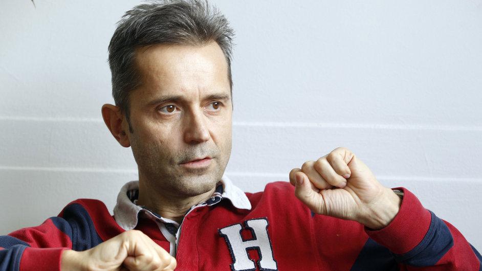 Jan Pravda, majitel společnosti Pravda Capital.