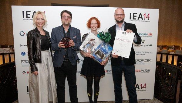 Grand Prix IEA 2014: projekt Era pomáhá regionům