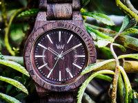 Italští designéři vyrábějí hodinky z recyklovaného dřeva. Za každý prodaný  kus vysadí strom f017a47c11