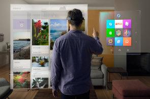 Microsoft HoloLens naživo: Úžasný cirkus kolem hologramů a nového vnímání reality