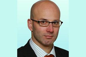 Ondřej Vlk, ředitel výzkumného oddělení pražské pobočky Colliers International
