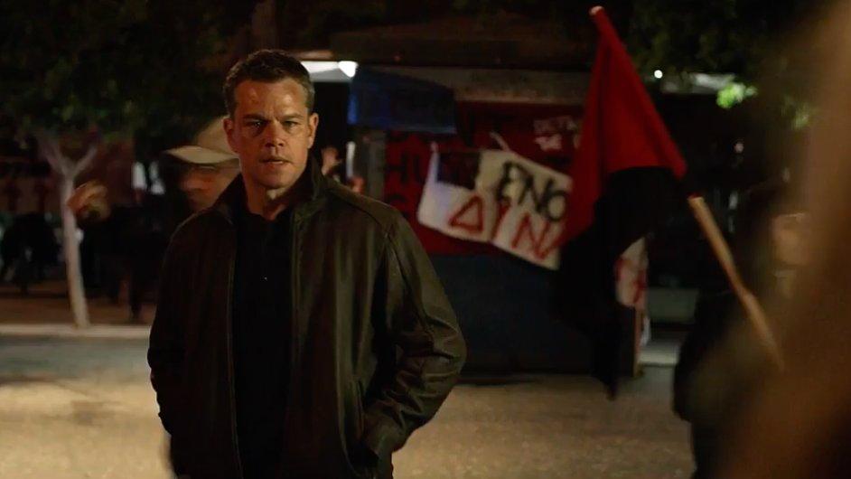 Matt Damon se vrátil do role Jasona Bournea.