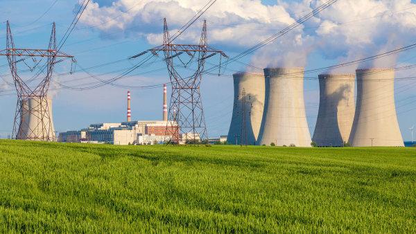 Jaderná elektrárny Dukovany zprovoznila svůj čtvrtý blok - Ilustrační foto.