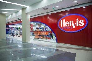Hervis otevírá outlet v centru Prahy