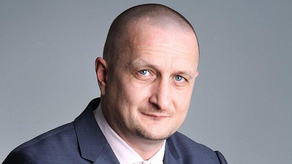 Jakub Stárek, ředitel úseku malých a středních podniků v UniCredit Bank
