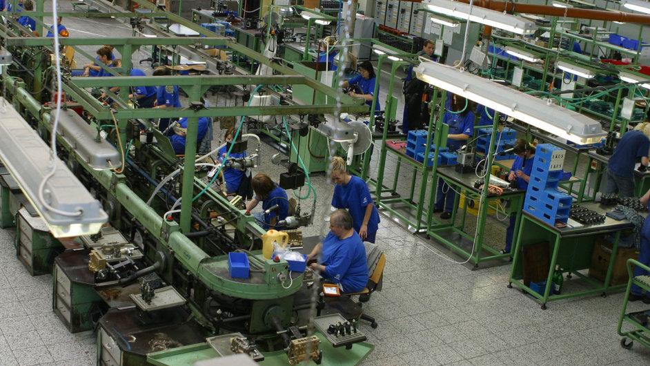 Motorpal tvoří výrobní závody vJihlavě (nasnímku), Jemnici, Batelově aVelkém Meziříčí, kde celkem zaměstnává zhruba 1300 lidí.