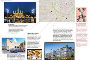 Moje víkendová cesta: Adventní Vídeň žije punčem i hudbou s projekcemi. Na náměstích nebo v muzejní čtvrti
