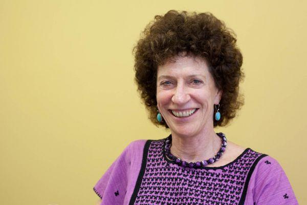 """""""Dědictví mi dovolilo dělat to, co chci,"""" říká Peggy Dulany, která dnes pomáhá vetřetím světě."""