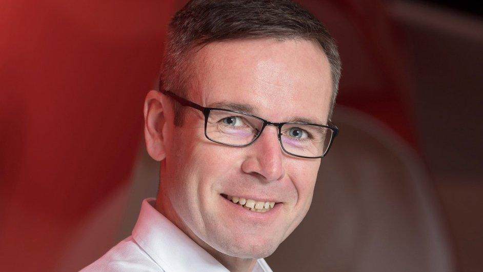Jiri Baca CEO Vodafone 1