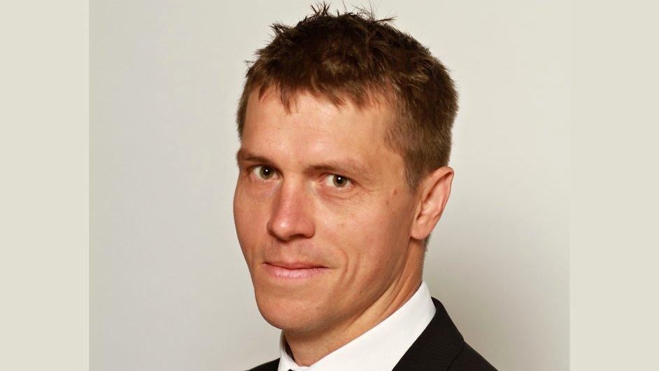 Michael Odvárk,o jednatel společnosti Hostín Development ze skupiny Arcona Capital